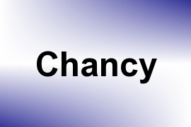 Chancy name image