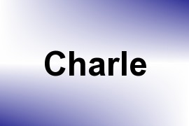 Charle name image