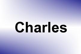 Charles name image