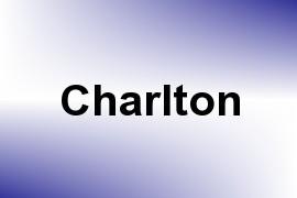 Charlton name image