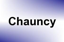 Chauncy name image