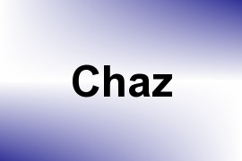 Chaz name image
