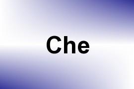 Che name image