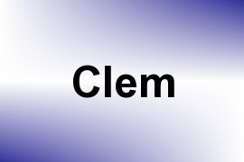 Clem name image