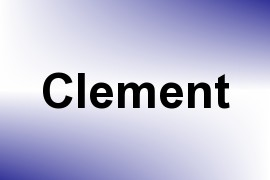 Clement name image