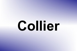 Collier name image