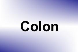 Colon name image