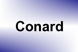 Conard name image