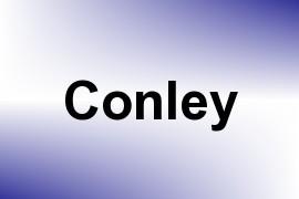 Conley name image