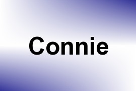 Connie name image