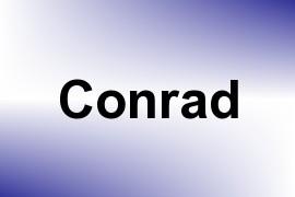 Conrad name image