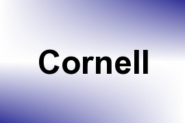 Cornell name image