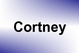 Cortney name image