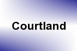 Courtland name image