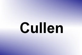 Cullen name image
