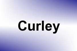 Curley name image