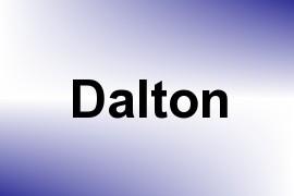 Dalton name image