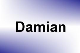 Damian name image