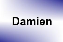 Damien name image