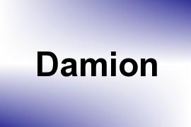 Damion name image