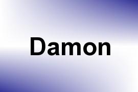 Damon name image