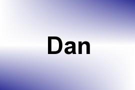 Dan name image
