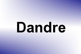 Dandre name image