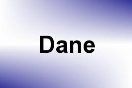 Dane name image