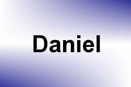Daniel name image