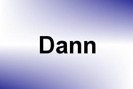 Dann name image