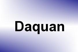 Daquan name image