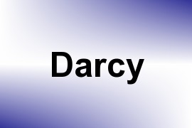 Darcy name image