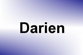 Darien name image