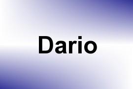 Dario name image