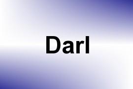 Darl name image