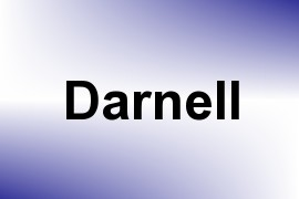 Darnell name image