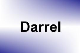 Darrel name image