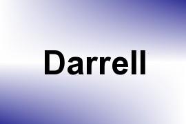 Darrell name image