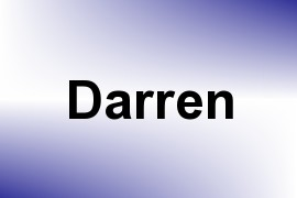 Darren name image