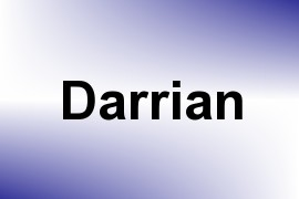 Darrian name image