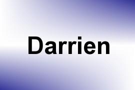 Darrien name image