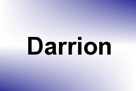 Darrion name image