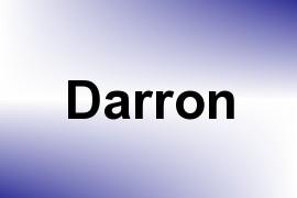 Darron name image