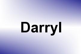 Darryl name image