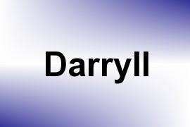 Darryll name image