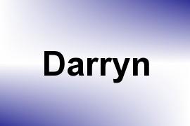 Darryn name image