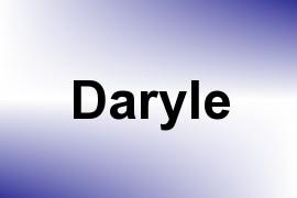 Daryle name image