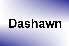 Dashawn name image