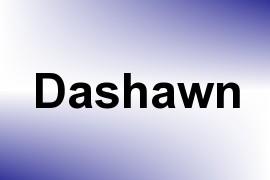 Dashawn name image