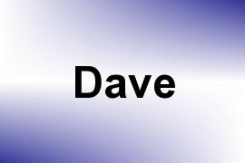Dave name image